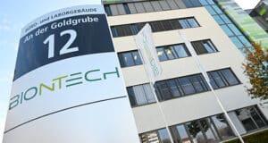 Alemana Biontech y Pfizer anuncian eficacia de vacuna