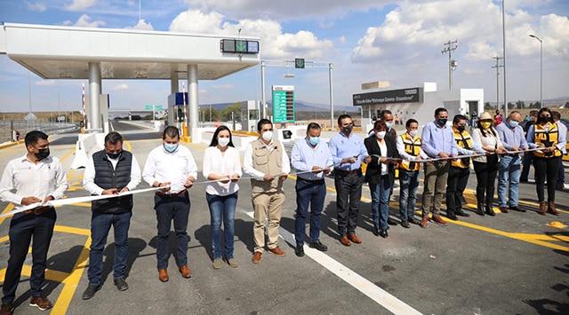 Autopista Ecuandureo Zamora La Piedad 2