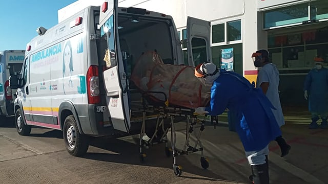 COVID-19 hospitalizacion