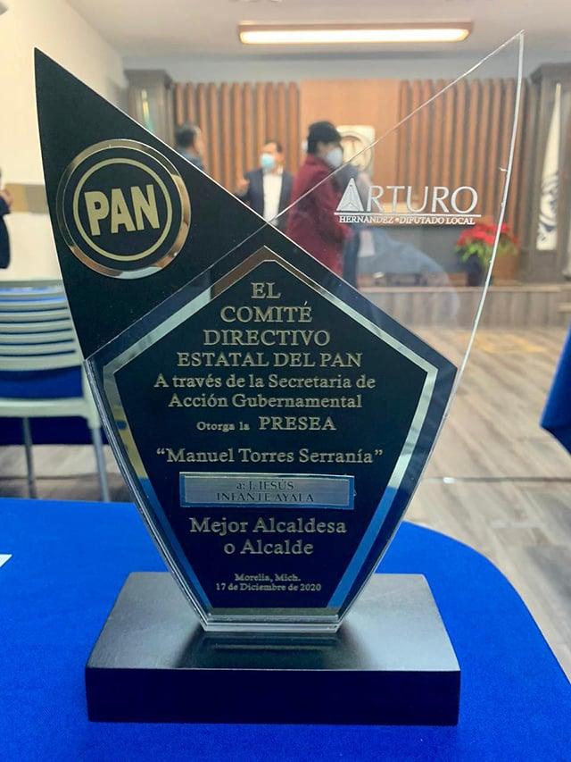 Ecuandureo Alcalde PAN <1