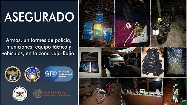 Guanajuato Crimen Organizado