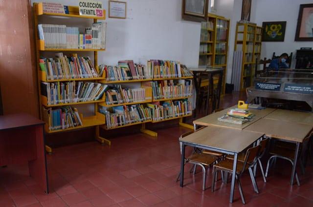 Bibliotecas La Piedad 1