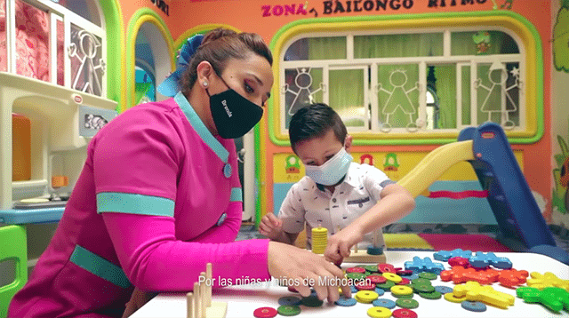 Estancias Infantiles Michoacán