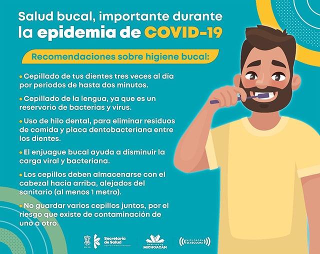 Salud Bucal COVID-19