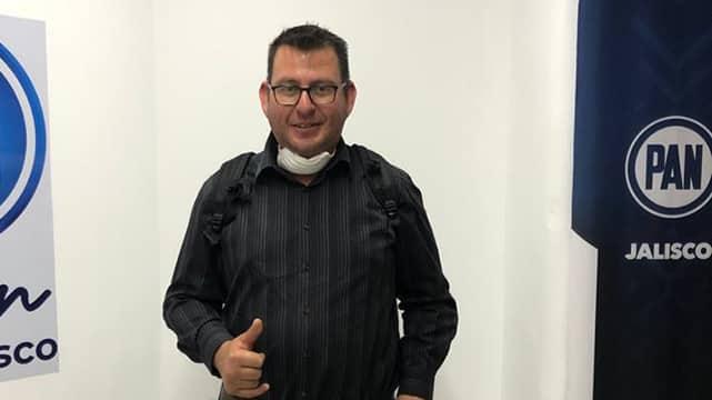 Sergio Medina precandidato del PAN 1