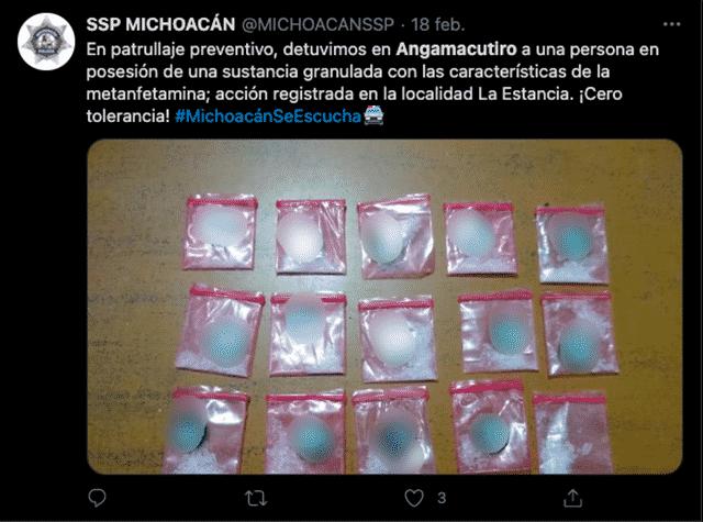 Angamacutiro metanfetamina 1