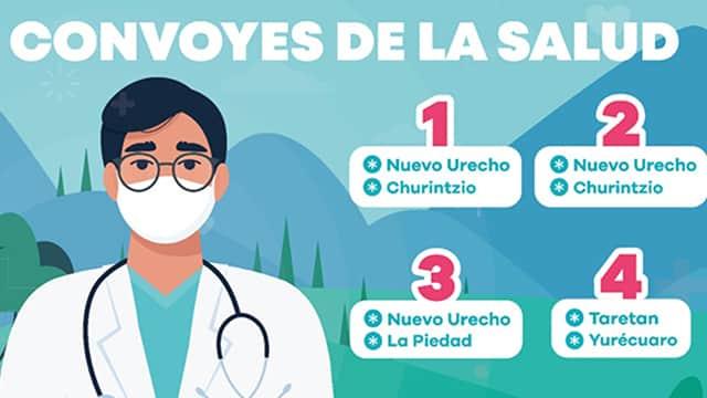 Convoy de la Salud 1 al 5 de febrero