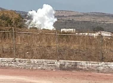 Gas Fuga Pénjamo