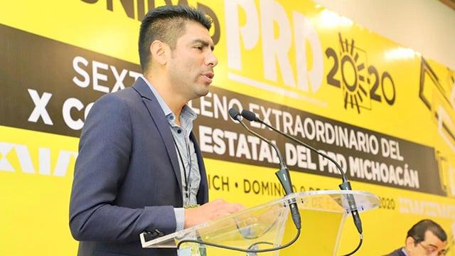 PRD Juan Luis Contreras