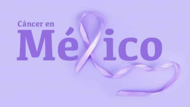 cáncer mexico