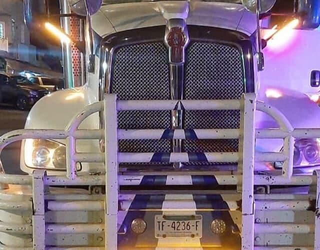 camión aguacate Ecuandureo