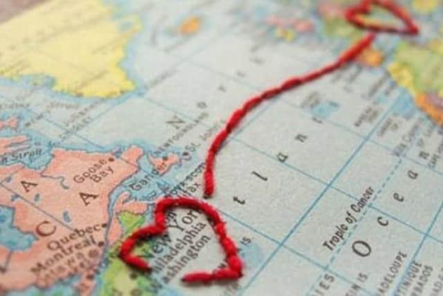 distancia amor amor a distancia