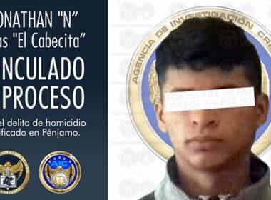 homicidios El Cabecita Pénjamo