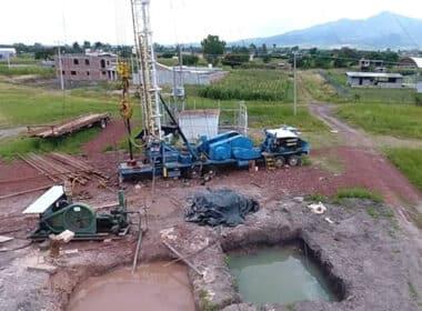 Zináparo agua pozo
