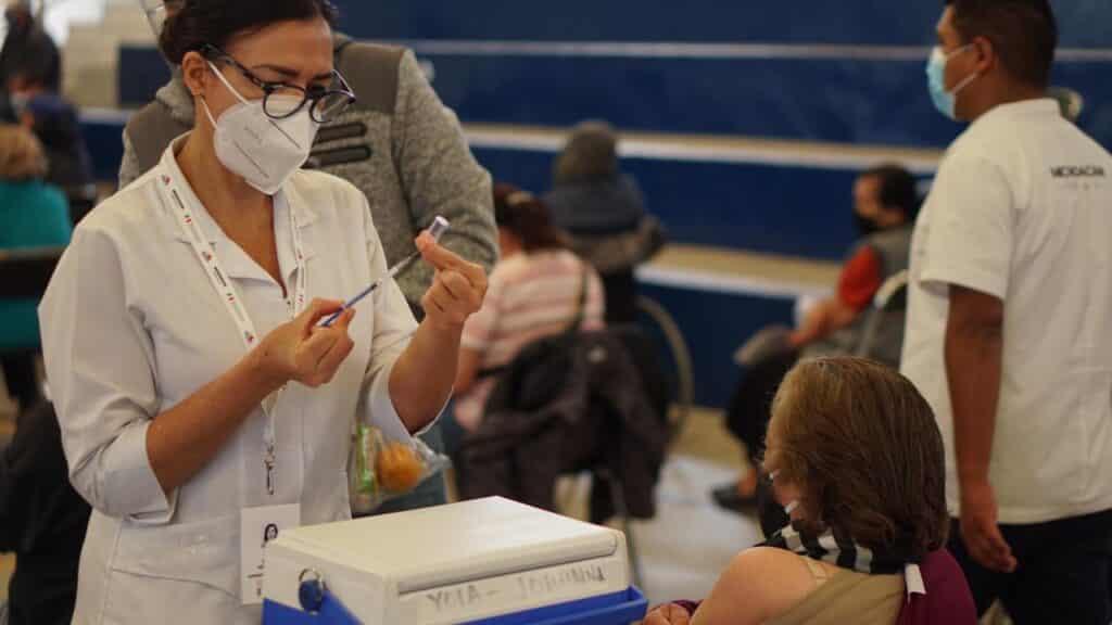 registro vacunas bibliotecas