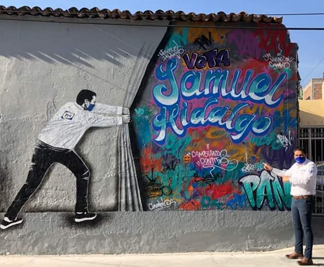 Mural Samuel Hidalgo