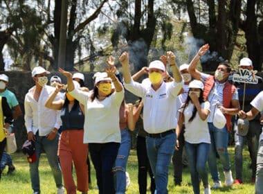 Enrique Godínez jóvenes Ixtlán