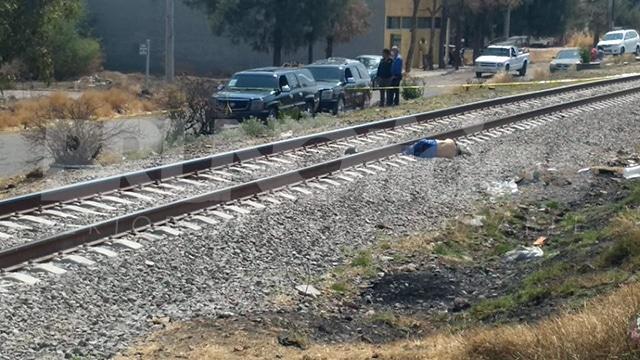 tren atropellado La Piedad ciudad del sol