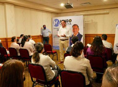 Hugo Anaya empresas