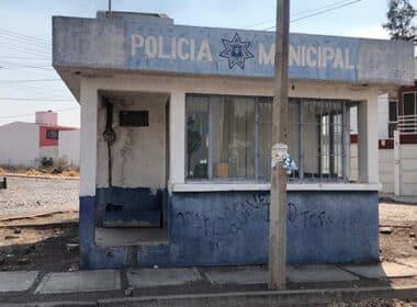 casetas de policía