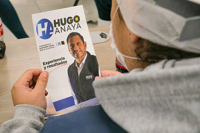 empleo Hugo Anaya