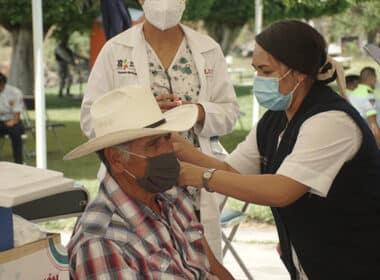vacuna 2da dosis Adultos Mayores La Piedad